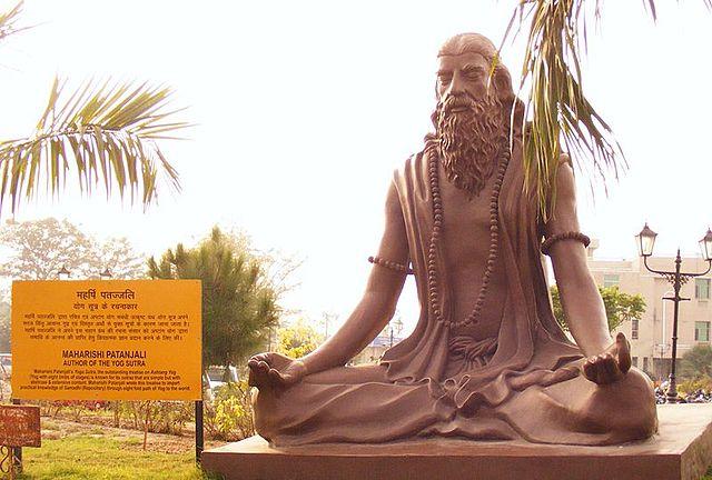 640px-Patanjali_Statue