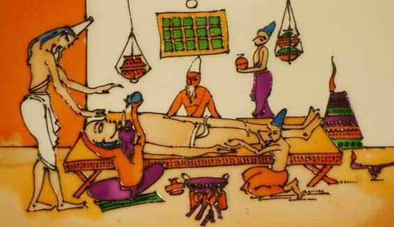 kerala-ayurveda-history